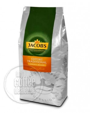 Jacobs Export traditional Crema Bohne 1000g