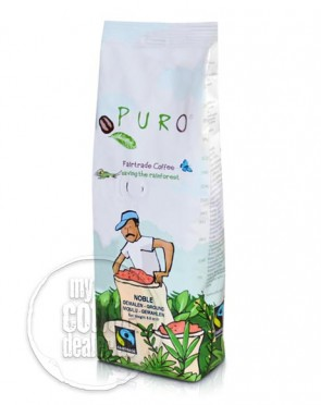 Miko Puro Fairtrade Noble gemahlen 250g