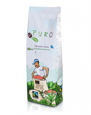 Miko Puro Fairtrade BIO Dark Roast Bohne 250g